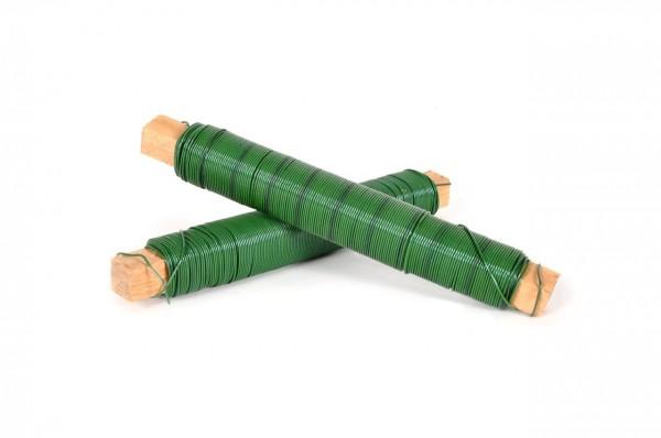Bindedraht / Wickeldraht grün 3 Rollen