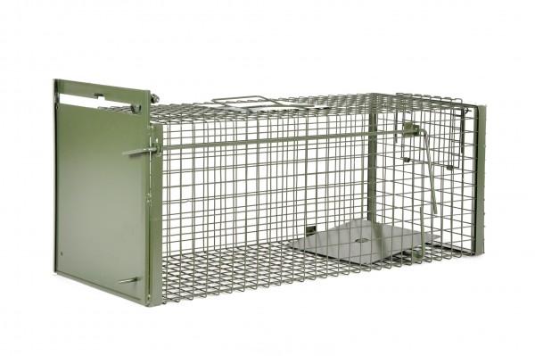 Kraptrap® Tierfalle Marderfalle Katzenfalle 75cm